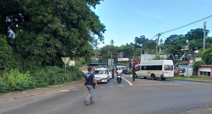 Le jour où la préfecture de Mayotte a demandé aux forces de l'ordre de suspendre les verbalisations