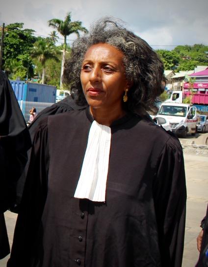 Fatima Ousseni : « La justice est plus sévère ici qu'à Paris »