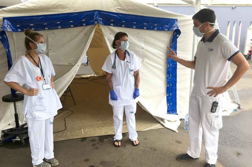 « Le personnel des urgences de Mayotte est inquiet mais il a confiance »