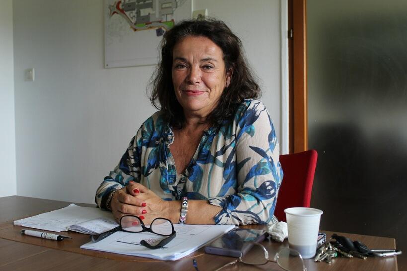 """Catherine Barbezieux, directrice du centre hospitalier de Mayotte : """"Relâcher la pression serait une erreur"""""""