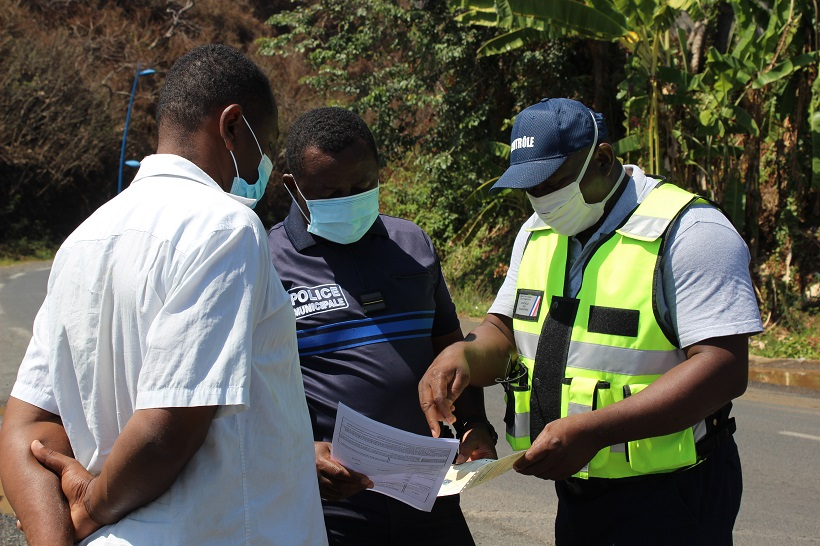 Les amendes pour non-port du masque pleuvent dans les taxis