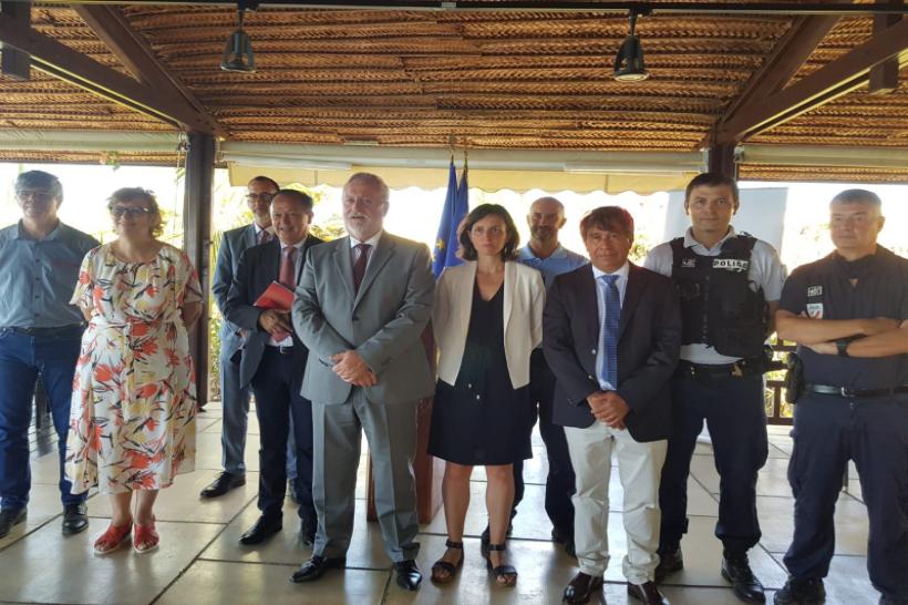 Promesses et nouvelles têtes : la préfecture de Mayotte fait sa rentrée