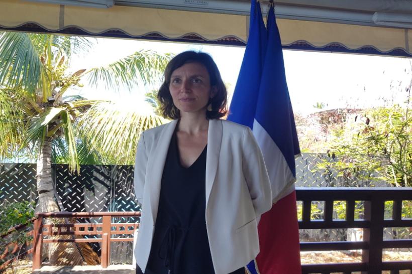 5 semaines après son arrivée à Mayotte, la nouvelle cheffe de la LIC donne sa feuille de route
