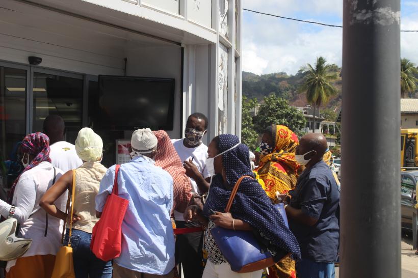Les affaires reprennent chez SFR à Mayotte