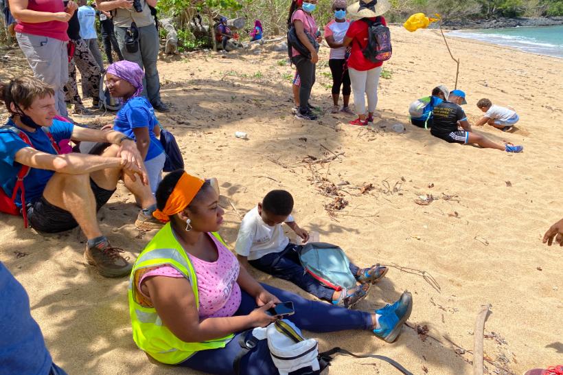 À la découverte des sites de Mtsoumbatsou à l'ouest de Mayotte