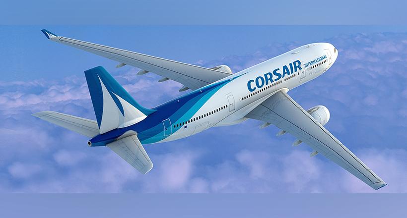 Corsair inaugure sa nouvelle ligne entre La Réunion et Mayotte