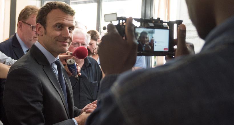 Emmanuel Macron annule son voyage dans l'océan Indien