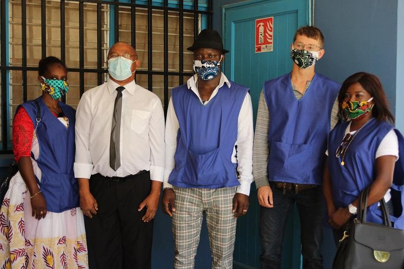 Masques gratuits : la bonne action de l'OSIPH pour les familles mahoraises démunies
