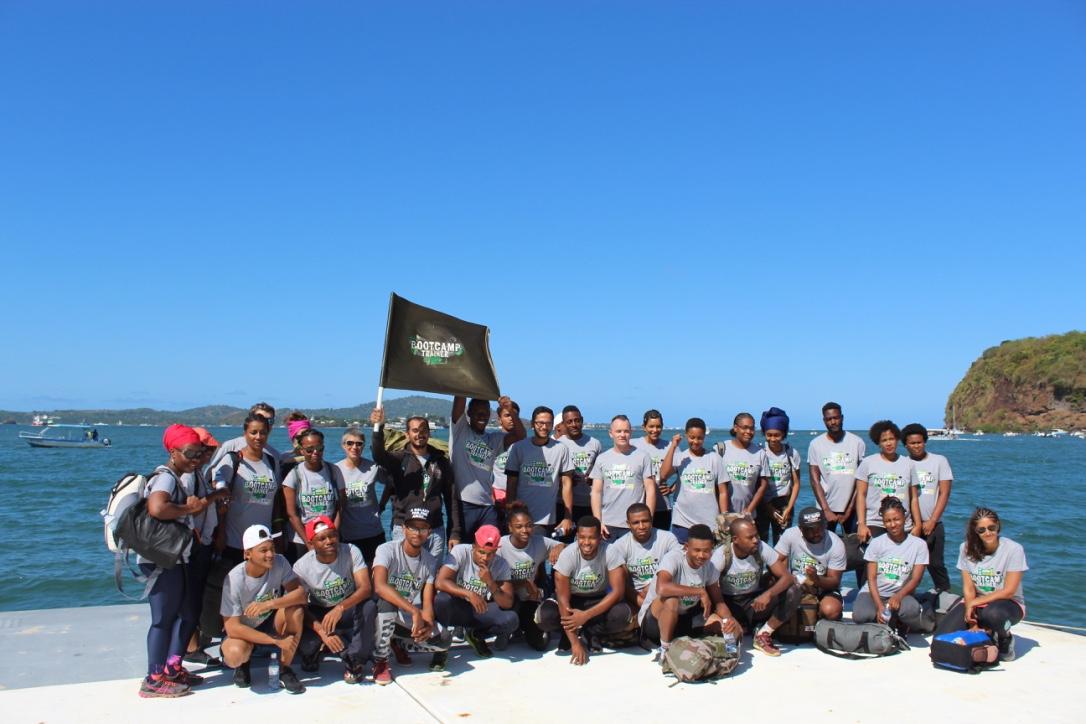 4ème édition du Bootcamp Trainer Mayotte