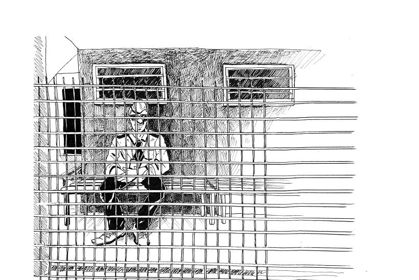 Covid-19 oblige, au tribunal aussi, on renvoie les gens chez eux… ou en détention