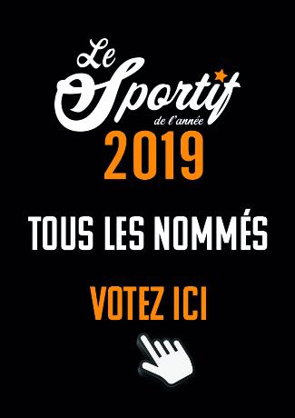 sportif de l'année 2019 (bannière droite)