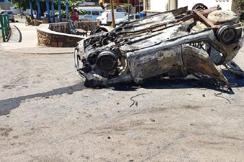 La violence a fait rage ce Week-end entre Kawéni et Majicavo