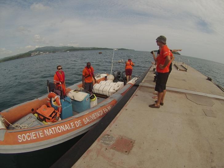 Un drame de trop pour les sauveteurs en mer mahorais bloqués à quai