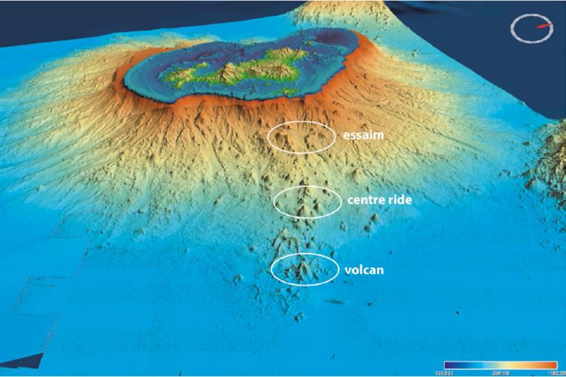Il y a un an, Mayotte découvrait son volcan