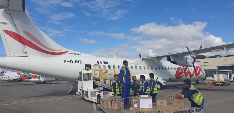 Mayotte : « Clouée au sol depuis le 19 mars », Ewa Air tente de passer la crise