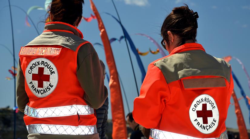 La Croix Rouge en quête de dons