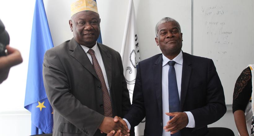 """""""Il n'y aura pas de guerre des transports à Mayotte"""""""