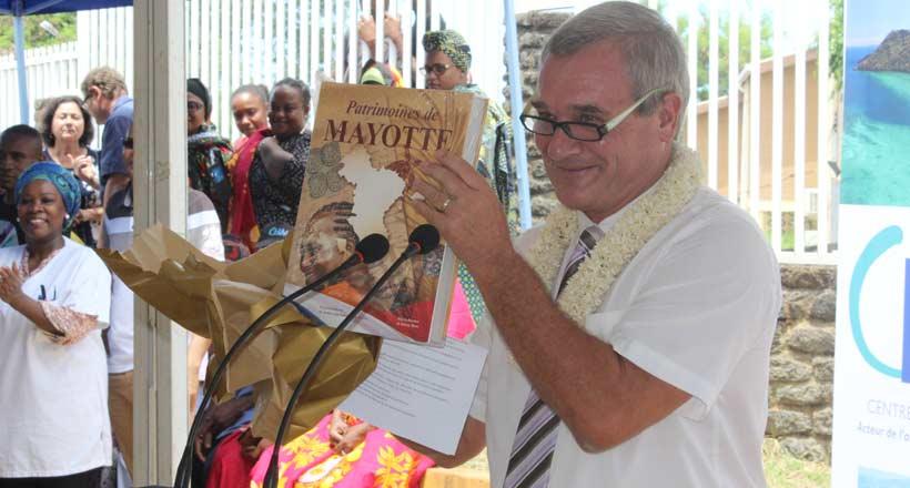 """Départ du directeur du CHM : """"Vive le CHM, vive Mayotte !"""""""