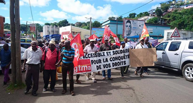 Grève à Colas | Les salariés veulent faire entendre leurs revendications