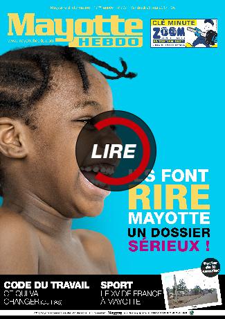 Mayotte Hebdo n°797