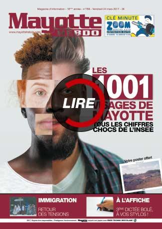 Mayotte Hebdo n°788