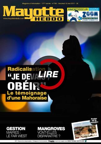 Mayotte Hebdo n°796