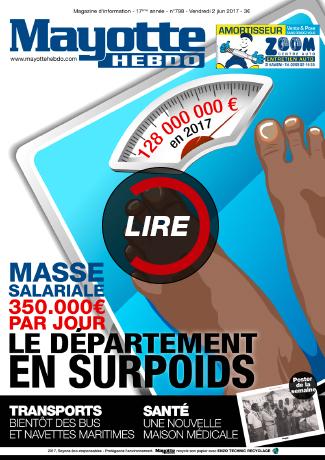 Mayotte Hebdo n°798