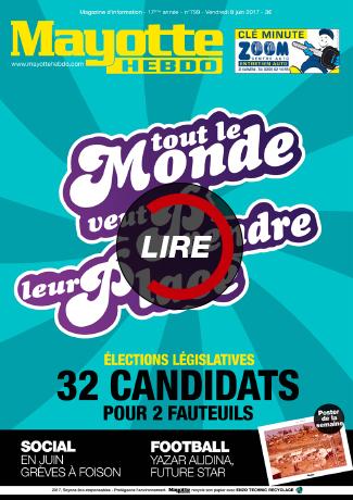 Mayotte Hebdo n°799