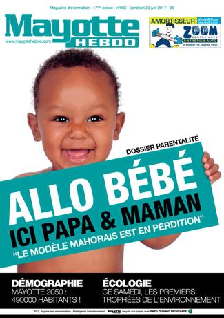 Mayotte Hebdo n°802
