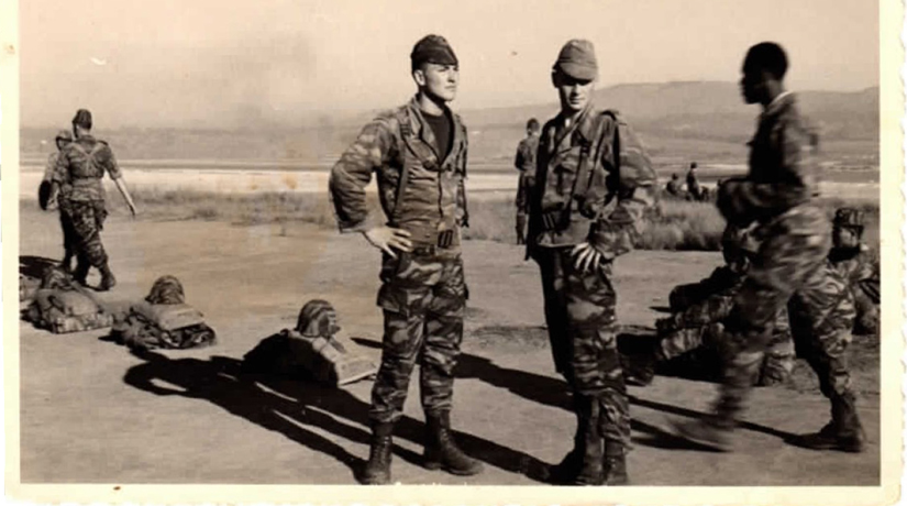 Février 1967 - Carnet de bord d'un militaire en mission à Mayotte