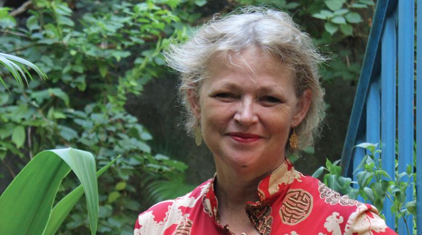 Cécile Bruckert-Pelourdeau, Porte-voix de la musique à Mayotte