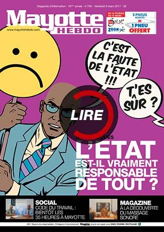 Mayotte Hebdo n°785