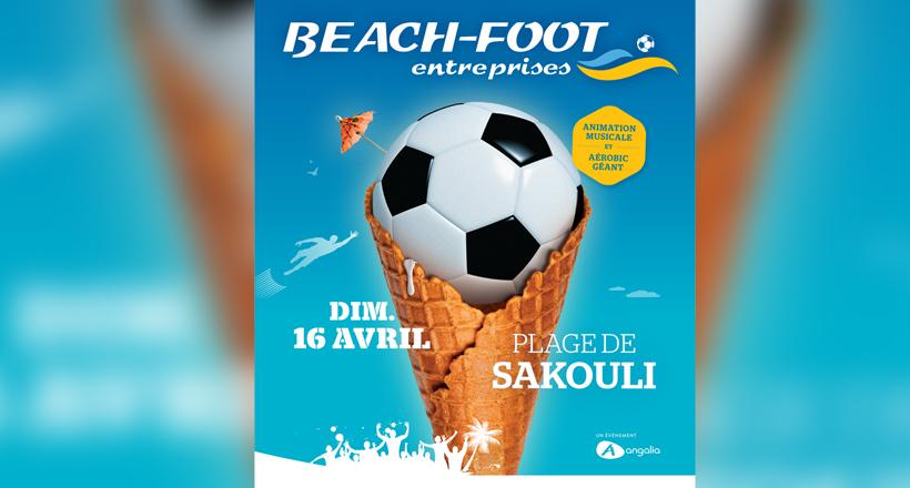 Beach Foot Entreprises 2017