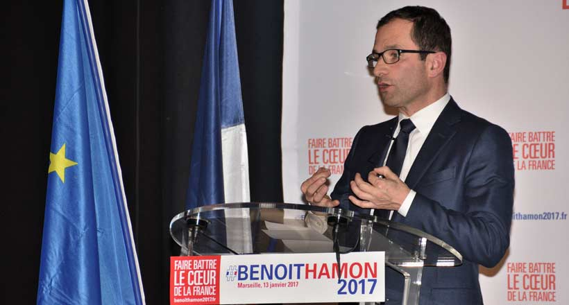 Benoit Hamon à Mayotte