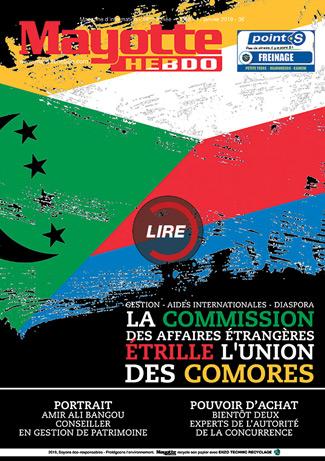 Mayotte Hebdo n°868