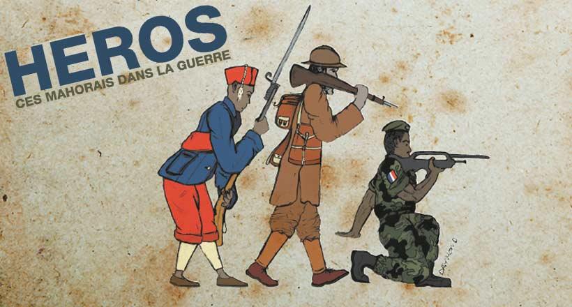 [DOSSIER] Les Mahorais et l'armée française