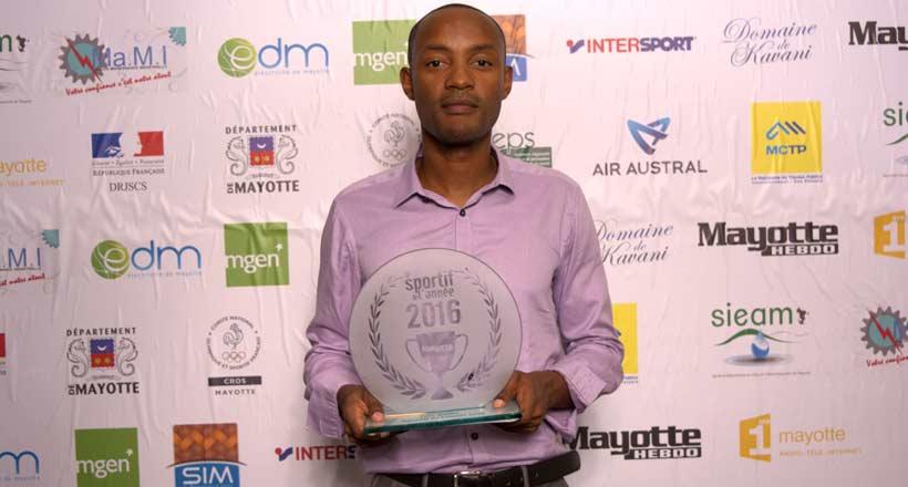 Sportif de l'année 2016, BCM, Iloni, Faïz Subra et Faïdat Vita sont les grands vainqueurs