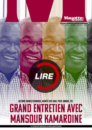 Mayotte Hebdo n°897