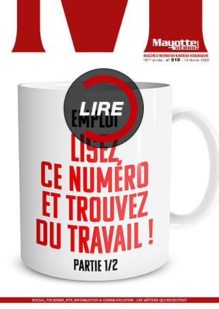 Mayotte Hebdo n° 919