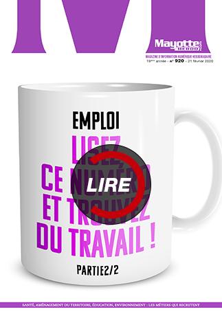 Mayotte Hebdo n°920