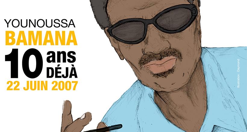 Younoussa Bamana, 10 ans déjà