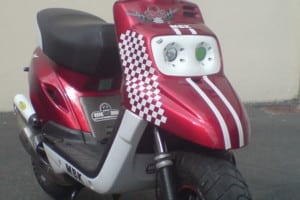 Scooter  MBK booster