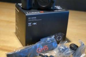 Appareils photos panasonic GH5