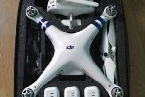 Drone DJI Phantom 3 4K