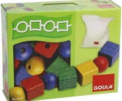 Boules et cubes Goula