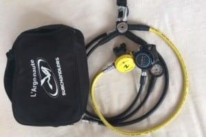 pack détendeur CORE + octopus AQUALUNG