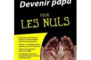 Devenir Papa pour les Nuls (livre)