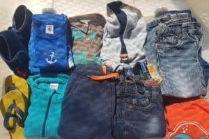 Vêtements taille 94/98 (36Mois)
