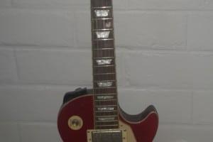 Guitare électrique + ampli