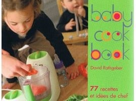 Babycook book (livre 77 recettes)